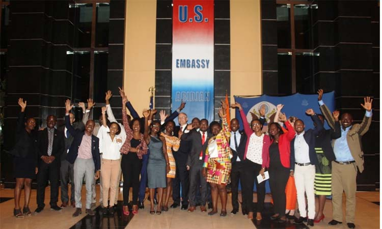 Programme Mandela Washington Fellowship (MWF) 2017