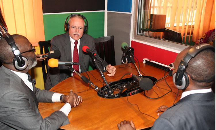 Radio Synergie Etats-Unis/Côte d'Ivoire