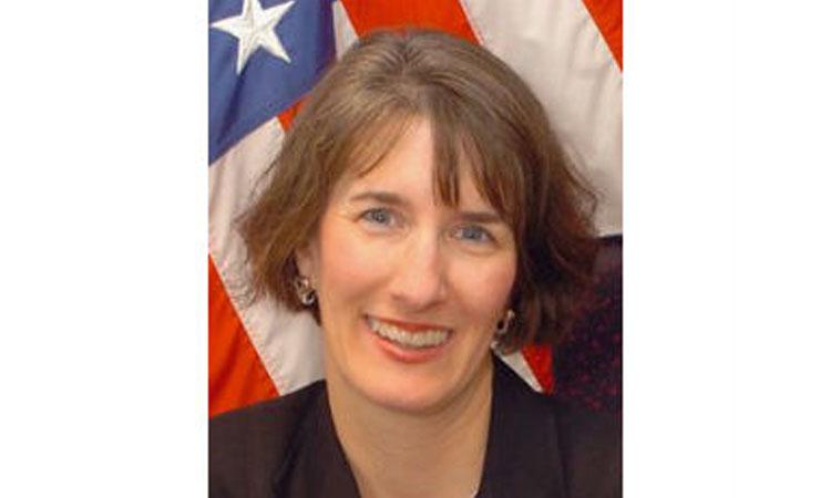 Photo of Chargé d'Affaires Katherine Brucker