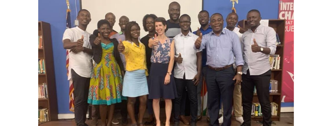 Participants in Abidjan Create Fact Checking Platform To Fight Fake News
