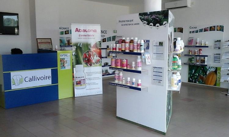 Centres de Services Agricoles en Côte d'Ivoire