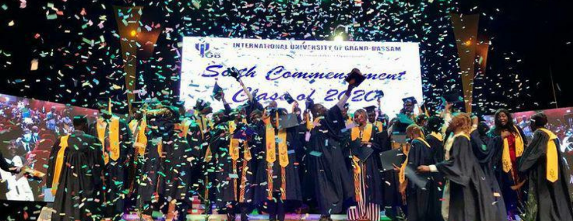 IUGB Graduation Ceremony