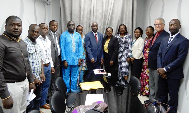 Les Etats-Unis renforcent la collaboration entre les ministères de la santé publique de la Côte d'Ivoire et du Cameroun