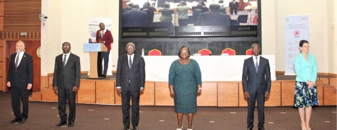 Les États-Unis et la Côte d'Ivoire lancent le programme « MuniWASH »
