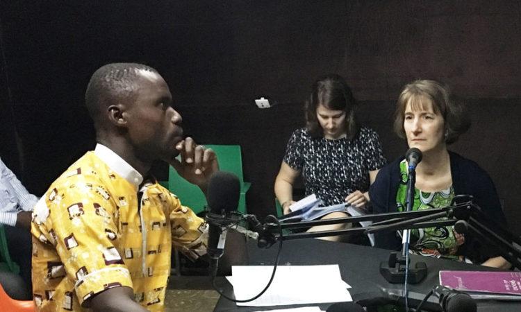 Projet Radio Synergie Etat-Unis-Côte d'Ivoire