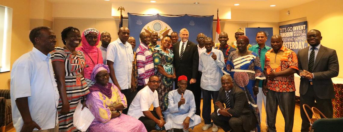 L'Ambassade annonce les bénéficiaires du Programme spécial d'auto-assistance