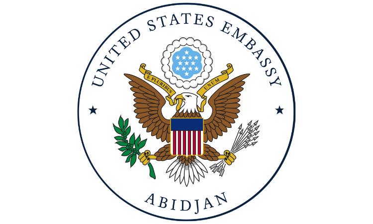 U.S. Embassy Abidjan Seal