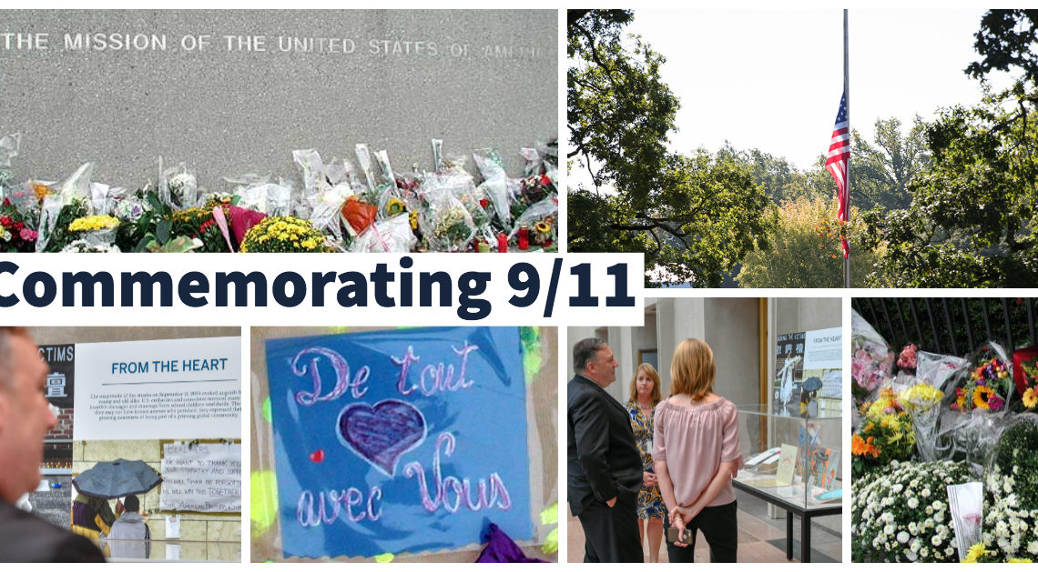 On The Anniversary Of The 9 11 Terror Attack