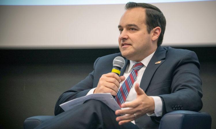 US Ambassador Andrew Bremberg