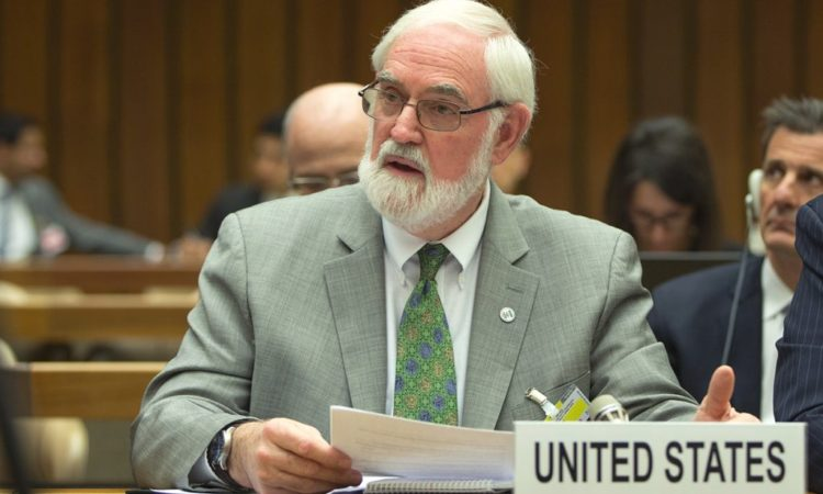 Thomas Staal USAID Counselor