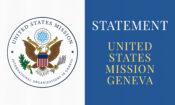 U.S. Mission Statement