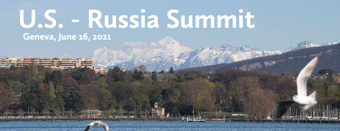 U.S. – Russia Summit