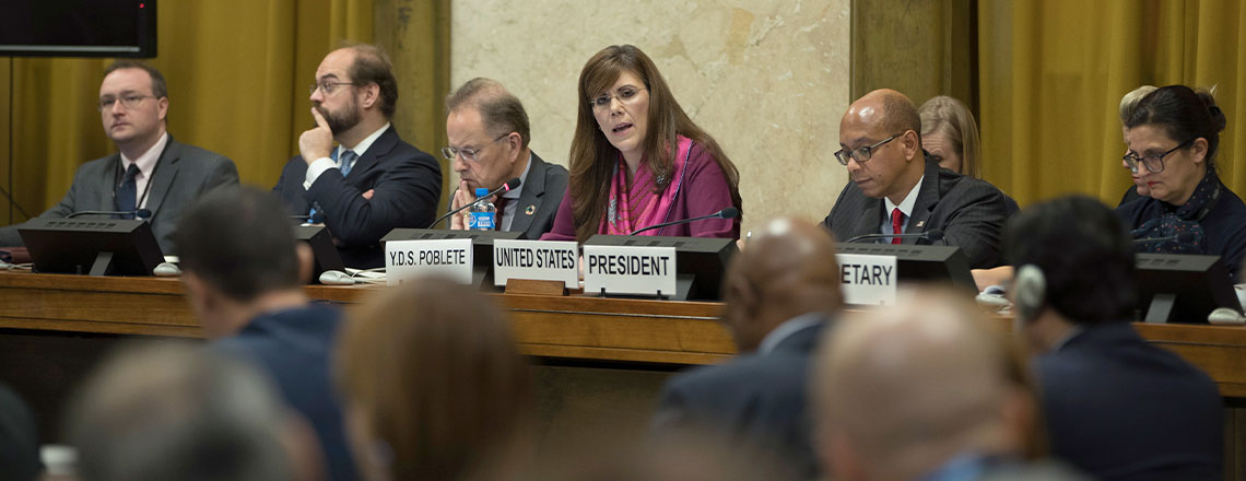 Statement by Assistant Secretary Poblete at the Conference on Disarmament