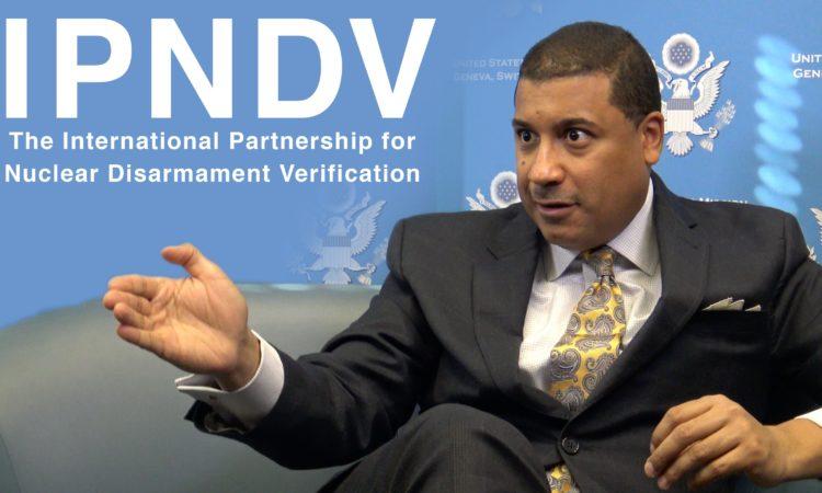 A/S Frank Rose: International Partnership for Nuclear Disarmament Verification