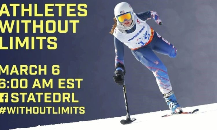Athletes without Limits Poster