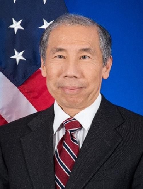 Photo of Ambassador Donald Y. Yamamoto
