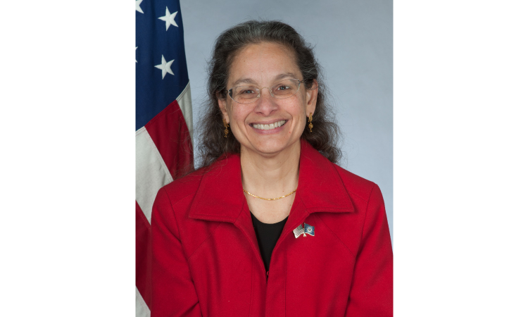 Ambassador Kamala Shirin Lakhdhir
