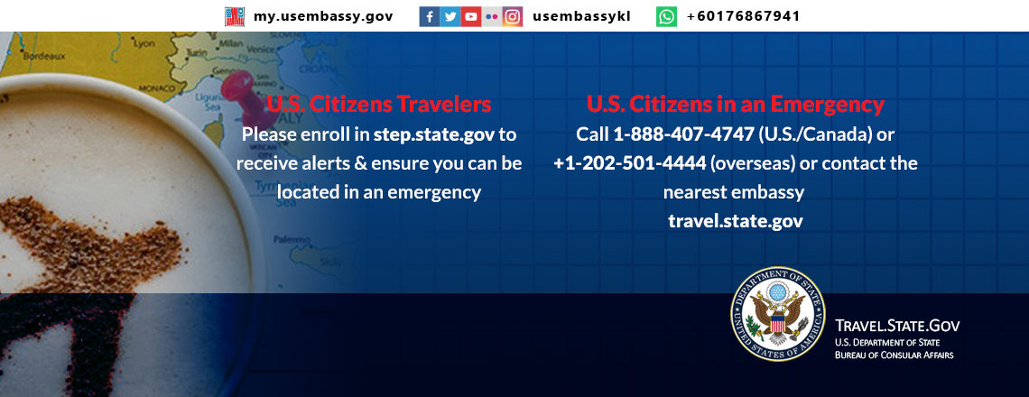 U.S. Citizen Travelers