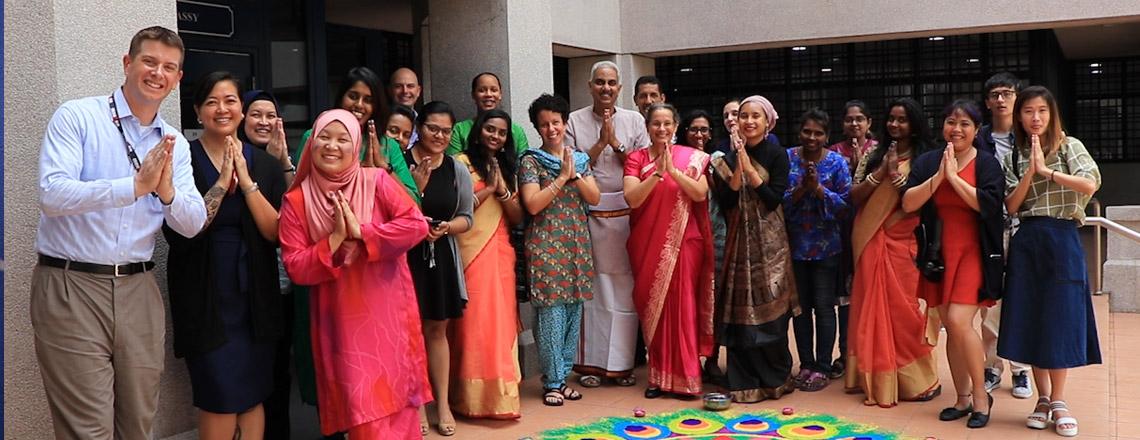 Selamat Hari Deepavali daripada Kedutaan A.S