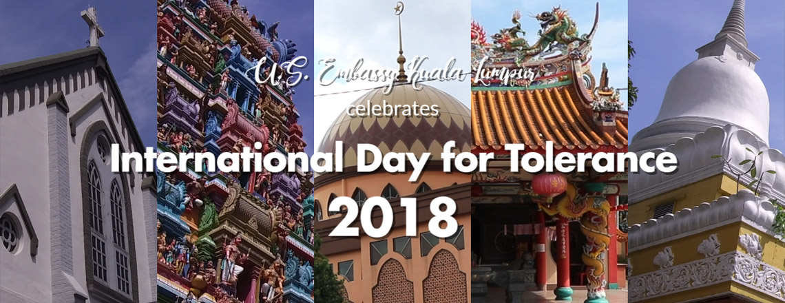 Hari Toleransi Antarabangsa