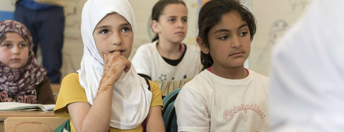 Funding Opportunity: Julia Taft Refugee Fund