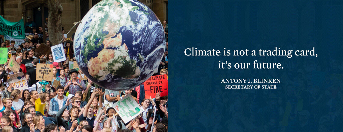 The Climate Crisis: Working Together for Future Generations