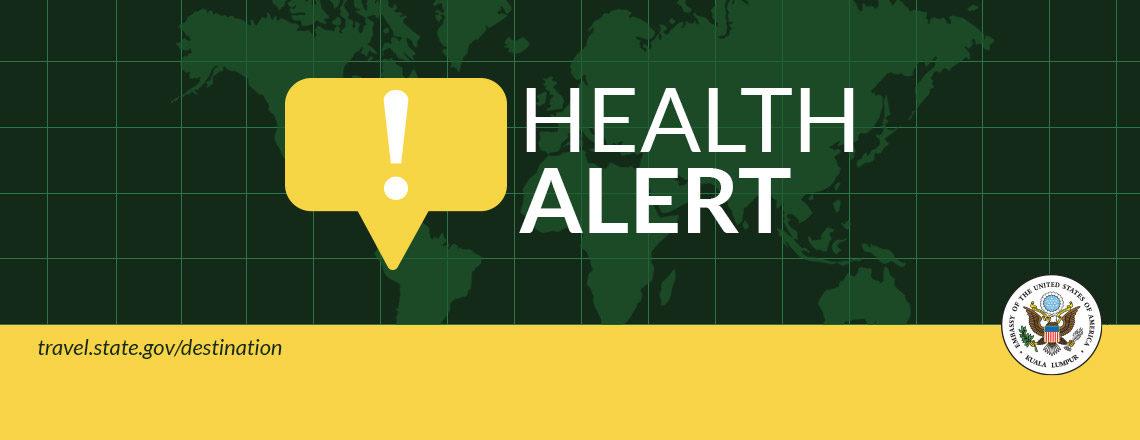Amaran Kesihatan: Maklumat COVID-19