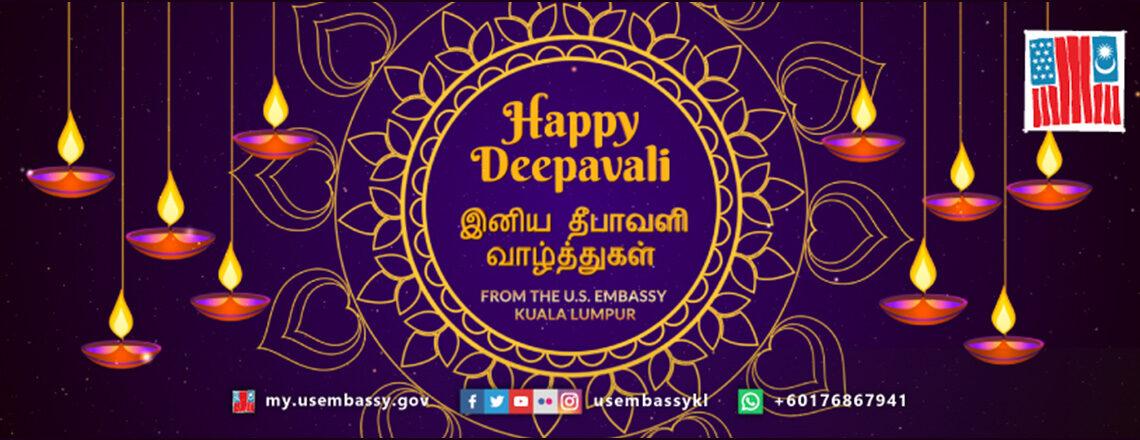 Selamat Deepavali!