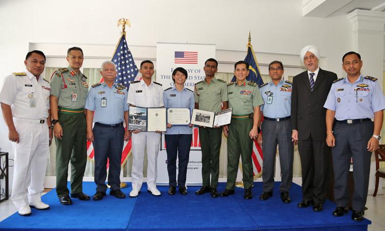 U S  Service Academy Class of 2023   U S  Embassy in Malaysia