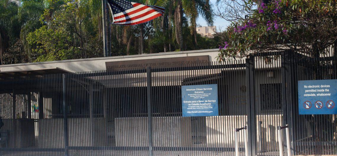 Resultado de imagem para Consulado Geral dos EUA no Recife