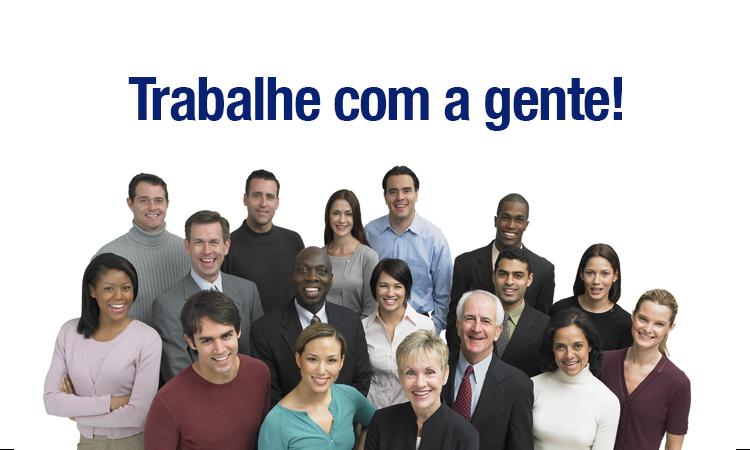 Trabalhe com a gente (grupo de pessoas)