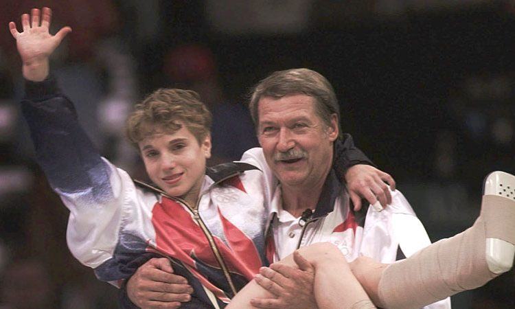 Kerri Strug (AP Photo)