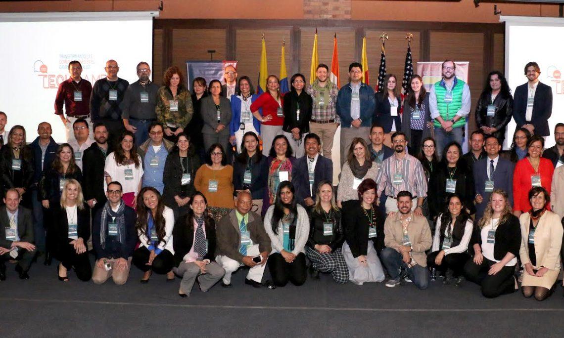 State Department's TechCamp in Bogotá helps Regional