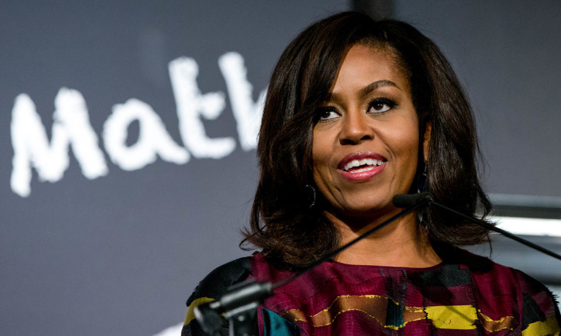 First Lady Michelle Obama: This issue is personal for me | U S