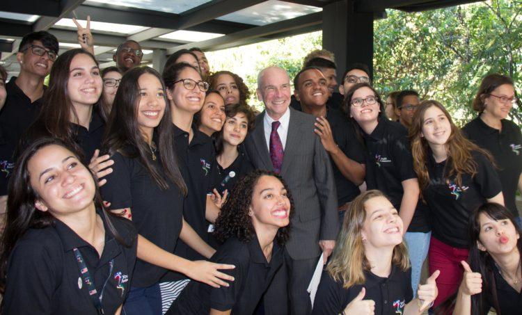 Jovens Embaixadores de 2016
