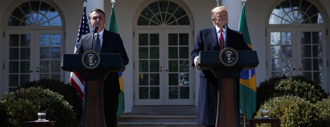 Joint Statement from President Donald J. Trump and President Jair Bolsonaro