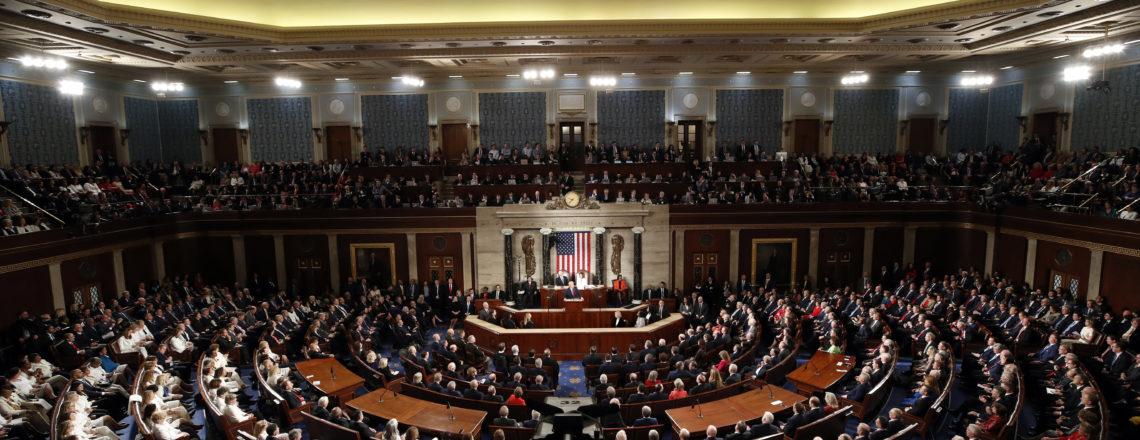 Discurso sobre o Estado da União do Presidente Donald J. Trump para o Congresso dos Estado