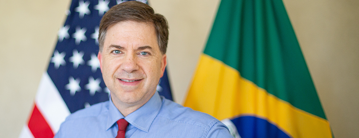 Carta de Despedida do Embaixador Todd Chapman