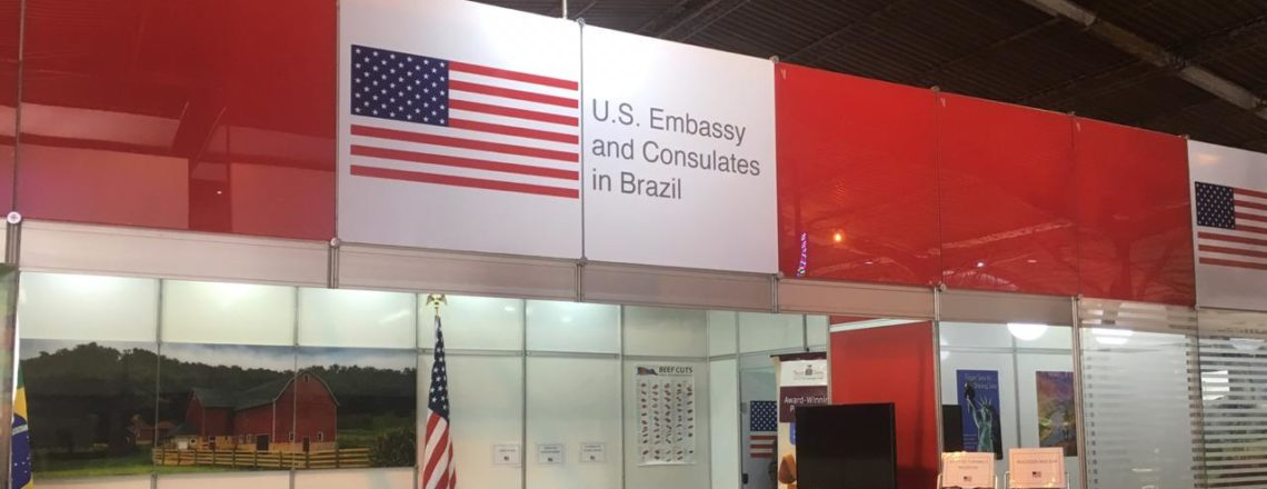 The United States returns to Expointer after 26 years