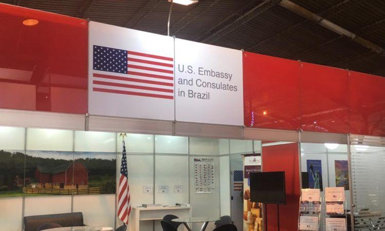 U S  Embassy & Consulates in Brazil