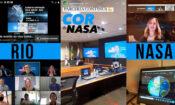 Renovação do acordo de cooperação Rio-NASA