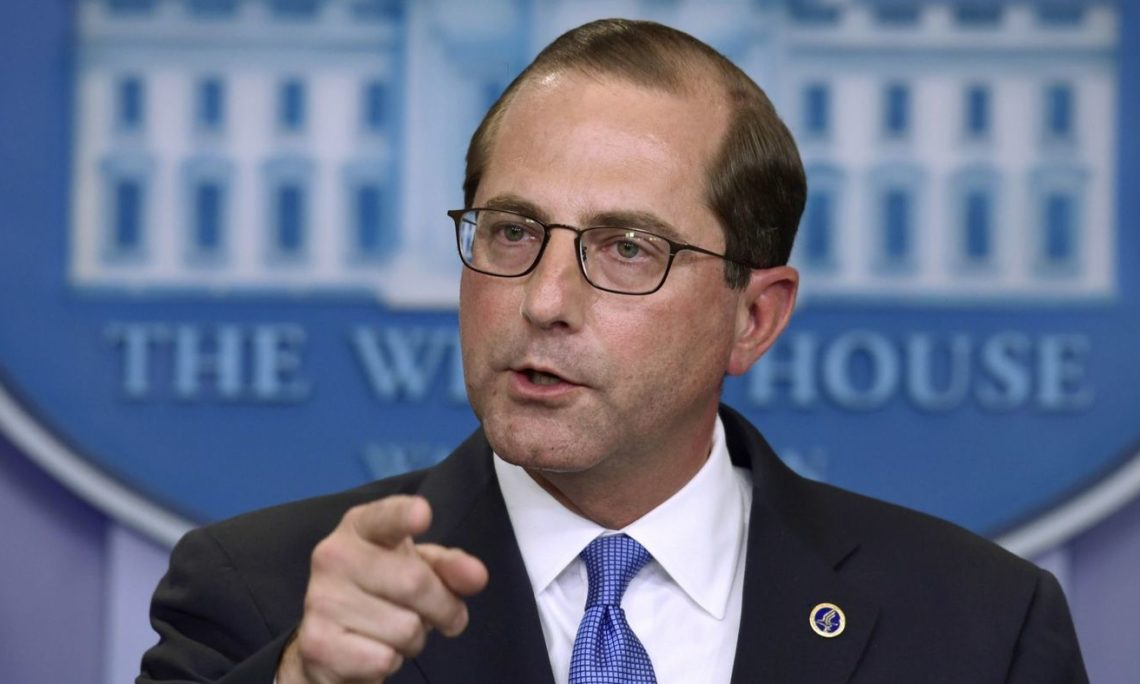 Secretary Of Health Alex Azar To Attend Meetings In Brazil And Argentina For G20 Health Ministerial Meeting U S Embassy Consulates In Brazil