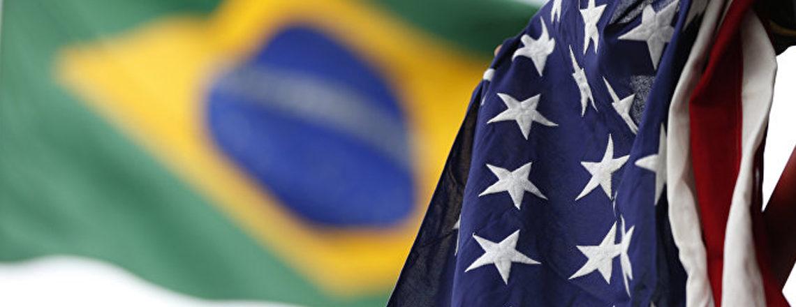 O secretário adjunto de Estado para Assuntos Político-Militares visita o Brasil