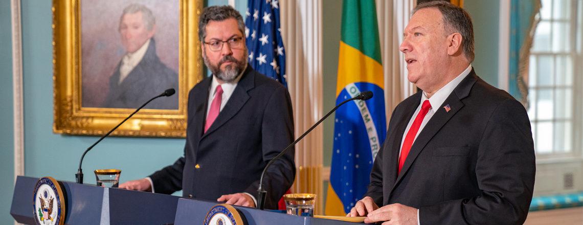 Diálogo Estratégico entre EUA e Brasil