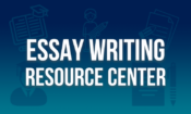 essay writing resource center