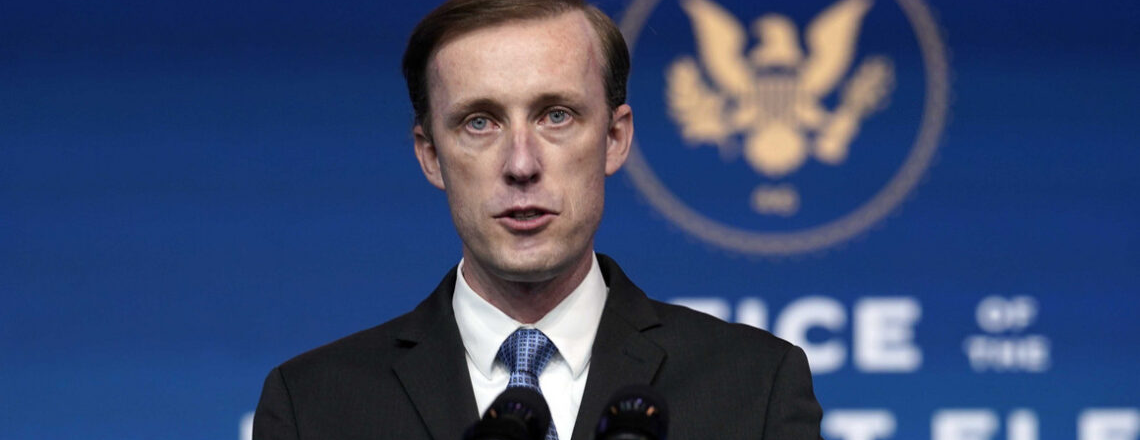 Statement on the official trip of the National Security Advisor, Jake Sullivan