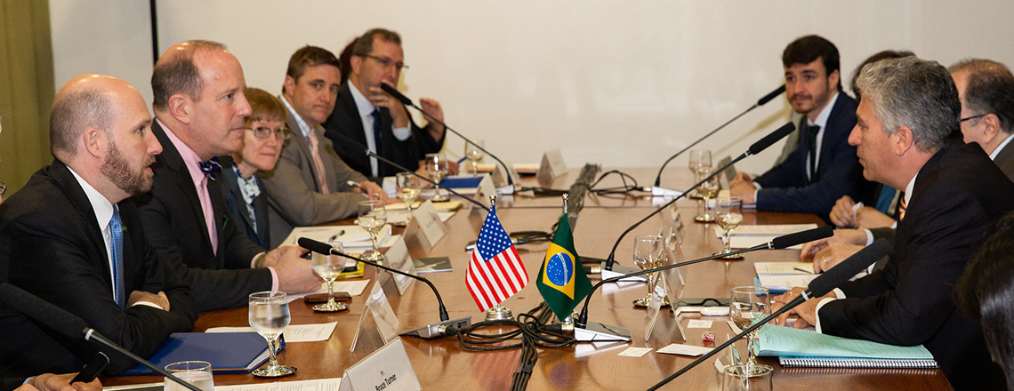 U.S.-Brazil Dialogue on Non-Proliferation and Disarmament Held in Brasilia