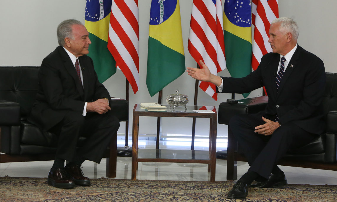 Joint Communiqué on Brazil-U S  Space Cooperation | U S