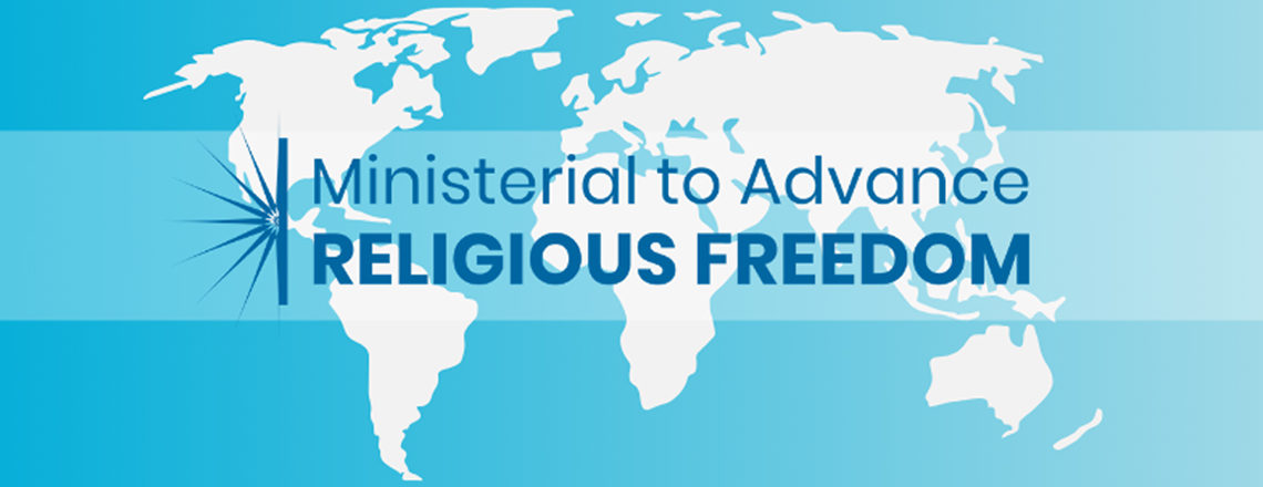 Brazilian religious leader to receive prize from the Department of State