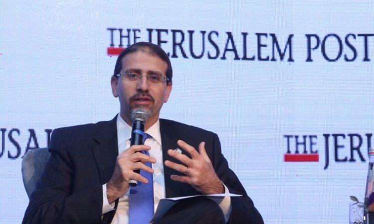 Dan Shapiro. (photo credit:MARC ISRAEL SELLEM)